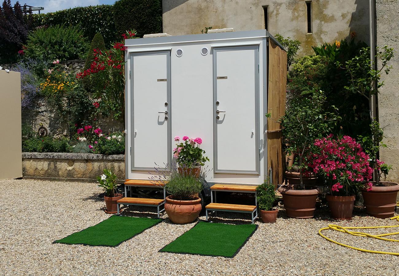 Vente De Toilettes Autonomes Bordeaux