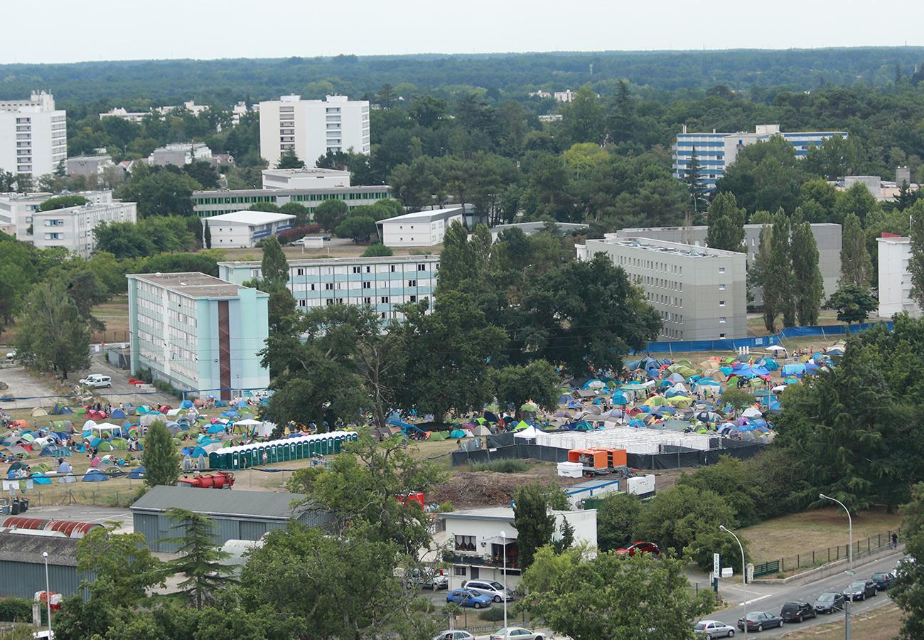 Location De Sanitaires événementiel Aquitaine