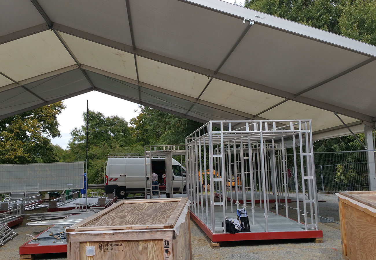 Location Sanitaire Festival Bordeaux