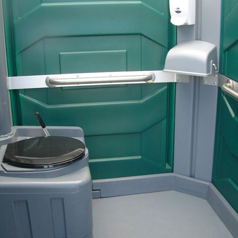 Location Sanitaire Mobile PMR En Aquitaine