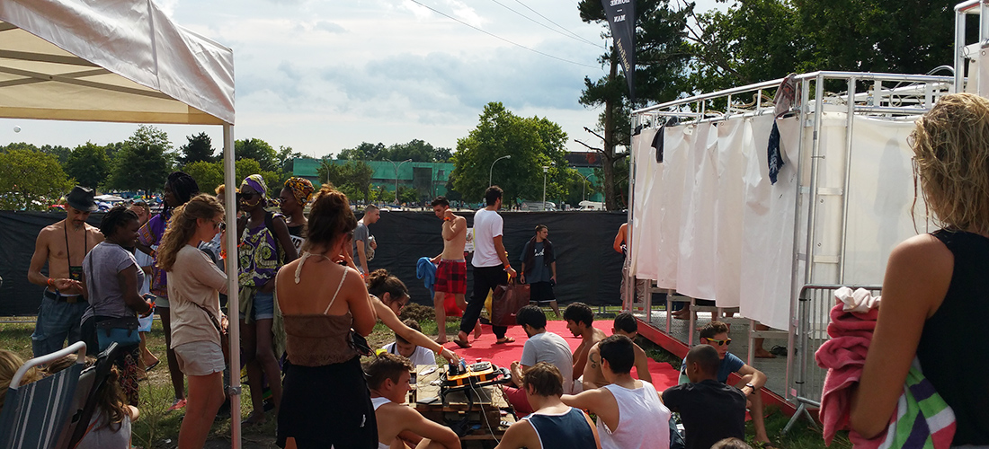 Reggae Sun Ska | Douches Mobiles
