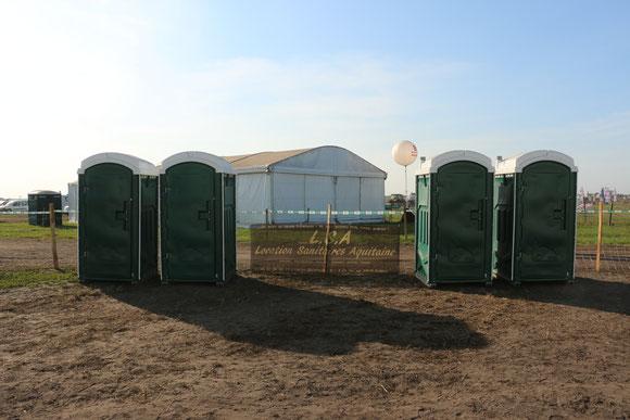 Location Sanitaire Mobile En Aquitaine