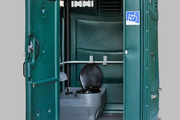 Sanitaire Mobile PMR